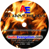 All About the Devil CD label art